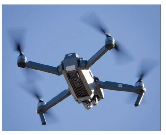 Rodge Selch's drone
